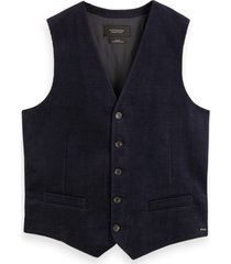 scotch & soda 158337 0002 classic corduroy gilet