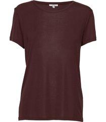 upama t-shirts & tops short-sleeved bruin dagmar