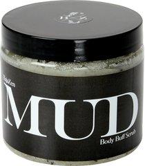 baja zen mud body buff scrub