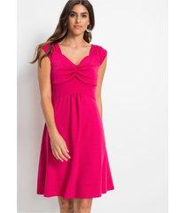 jurk met glittereffect