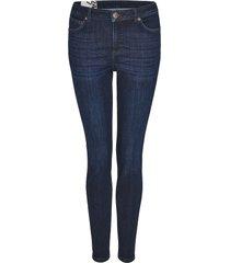 opus jeans evita intense blue