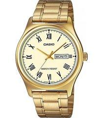 mtp-v006g-9bv reloj casio 100% original garantizados