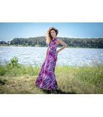 simba - letnia suknia maxi