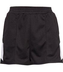 high waist side panel shorts shorts sport shorts svart ivyrevel