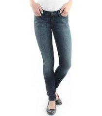 skinny jeans wrangler jeans jaclyn dark lake w26du468y