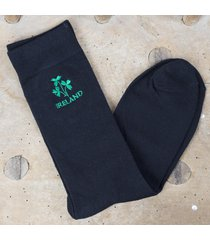 shamrock emerald socks