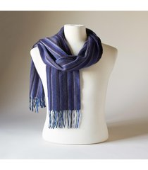 maclaughlin striped scarf