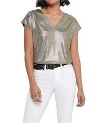 15201935 short sleeve blouse
