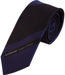 givenchy striped tie