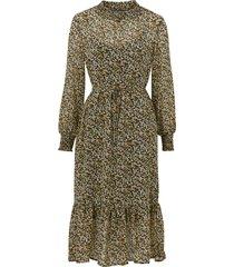 klänning vifimi l/s midi dress