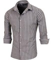camisa gris valkymia vancouver