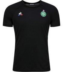 t-shirt korte mouw le coq sportif asse training comm tee ss