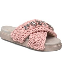 slipper woven st s shoes summer shoes rosa inuikii