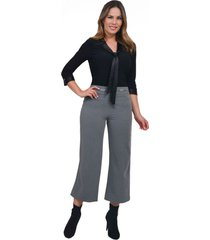pantalón xuss 11643 gris claro