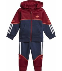 trainingspak adidas outline hoodie set