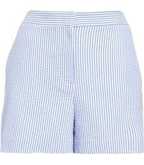 women's 1901 seersucker shorts