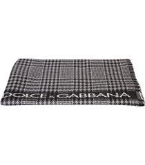 dolce & gabbana tartan scarf