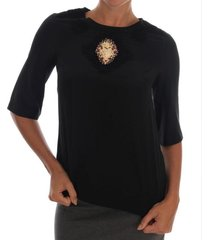 sacred heart lace top blouse