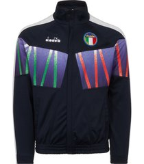 diadora blue corsair rb94 track top 502-172593
