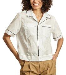 pyjama cotton shirt
