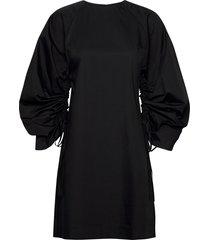 rodebjer eluretta jurk knielengte zwart rodebjer