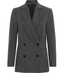 2nd brook pinstripe blazer