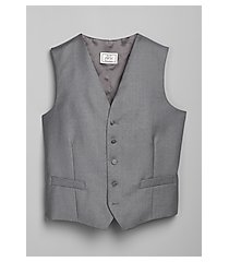 1905 navy collection traditional fit men's suit separates vest - big & tall clearance by jos. a. bank