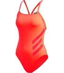 baddräkt pro big 3-stripes swimsuit