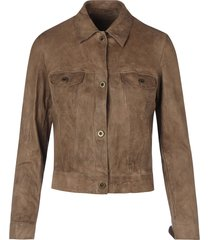salvatore santoro levis leather jacket