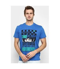 camiseta ellus 2nd floor dystopian masculina