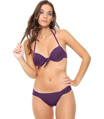 bikini violeta lecol cecilia