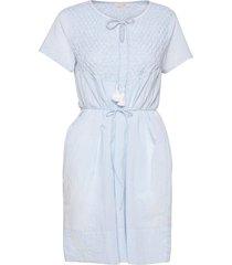 darya dress kort klänning blå odd molly