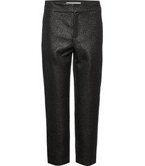 mairiiw pant pantalon met rechte pijpen zwart inwear