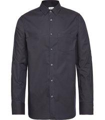 m. tim light oxford shirt overhemd business blauw filippa k