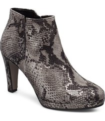 ankle boots shoes boots ankle boots ankle boots with heel multi/mönstrad gabor