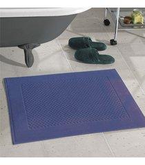 toalha para piso dohler prime, azul royal - af-1386