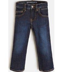 ciemne spodnie jeansowe fason skinny