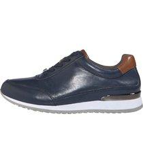 skor mona mörkblå