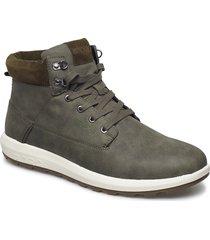 r800 hgh wsh m höga sneakers grön björn borg