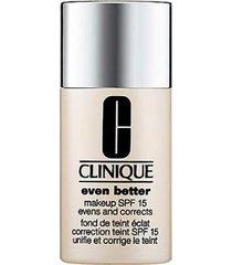 base facial even better makeup spf 15 clinique - 06 - honey