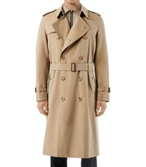 burberry long trench coat chelsea