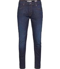 6206713 sdjoy slimmade jeans blå solid