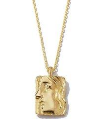 virgo zodiac pendant necklace