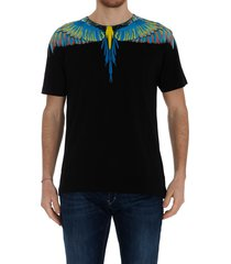 birds wings t-shirt