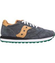 scarpe sneakers uomo camoscio jazz