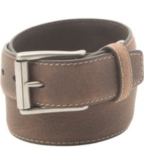 columbia men's grain feather edge belt