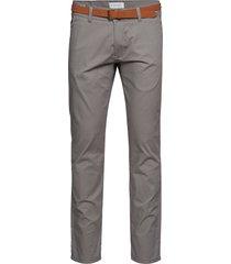 pants woven chinos byxor grå esprit casual