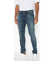 nudie jeans tight terry steel navy jeans navy