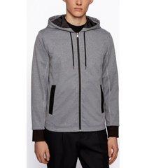 boss men's hooded regular-fit sweatshirt