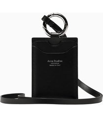 acne studios credit card holder gc0064-900